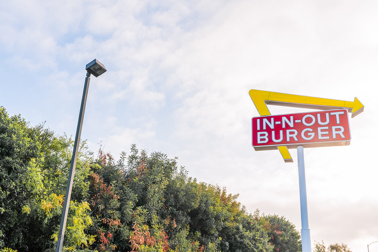 in--n-out burger