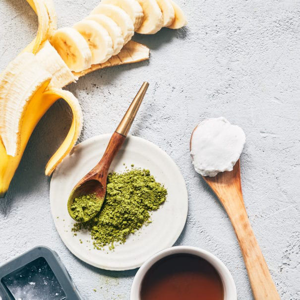 matcha green tea spoon