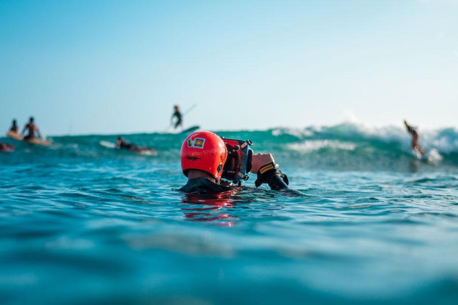 Beach Videographer Visual Content