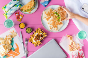 Product Photography Taco Bell