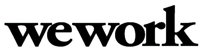 wework logo