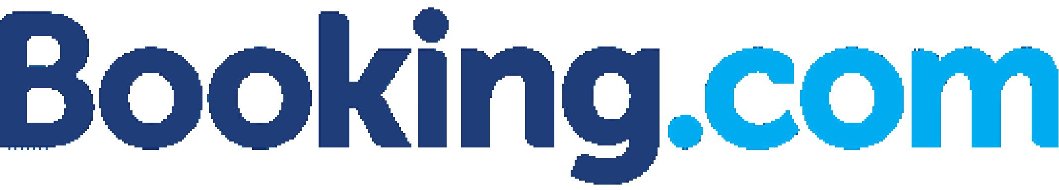 booking.com color logo