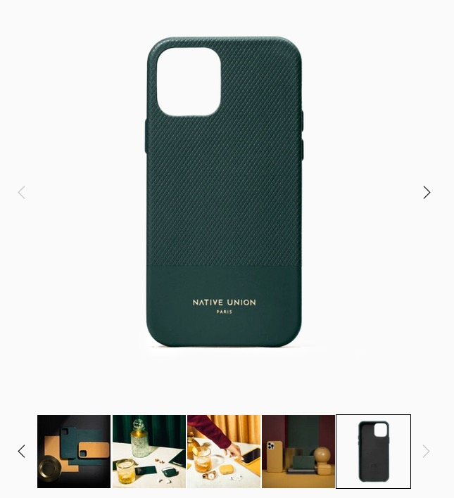 native union phone case product