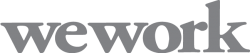 wework grey logo